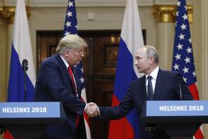 Spoločná tlačovka oboch lídrov.