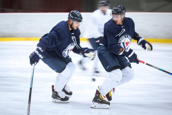 Hokejisti Slovana odštartovali prípravu.
