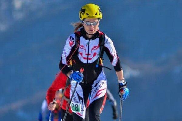 Zuzana Dudášová má po dvoch kolách v zbierke prvé a druhé miesto.