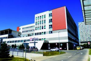 Východoslovenský ústav srdcových a cievnych chorôb patrí k tým, pre ktoré rezort obstaráva postele.