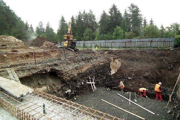 Po ukončení stavebných prác tri hektáre smetí zakryje zeleň.