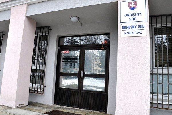 Okresný súd vNámestove Rozhodol vprospech starostu Mareka Majdiša.