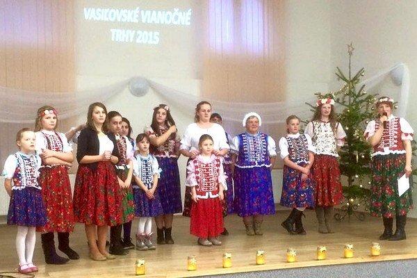 Organizátorov príjemne prekvapil počet krojovaných účastníkov, nositeľov tradícií.