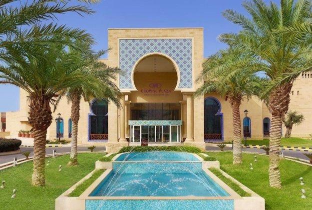Crowne Plaza Resort & Spa 5*
