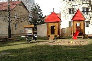 Detské ihrisko Wolkerova