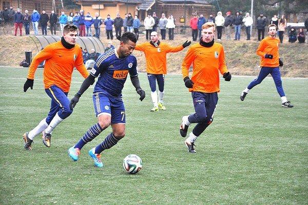 Kubínčania si v januári zmerali sily s najlepším slovenským mužstvom.