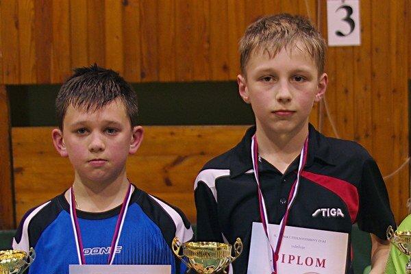 Martin Kysel a Dalibor Diko.