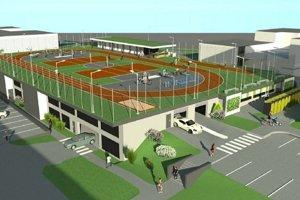 Návrh parkovacieho domu na Hájiku z dielne mesta.