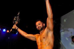 Diego sa stal Majstrom Európy v striptíze.