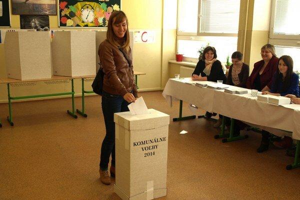 V Zákamennom sa v doterajšom priebehu tešia vysokej účasti voličov.