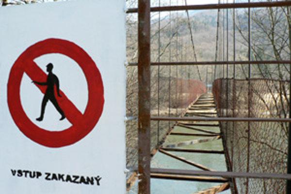 Most má byť opravený do začiatku prázdnin.