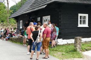 Povojnová drevenica je len symbolickým rodným domom Juraja Jánošíka.