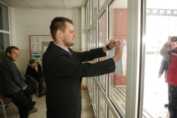 Odstránenie plagátov bol dôkaz toho, že štrajk skončil. Študenti uspeli.
