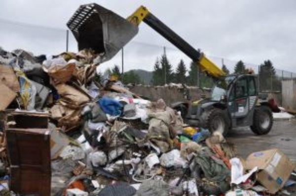 Z odpadu sa stane vzácna surovina.