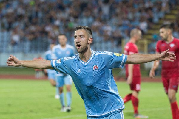 Andraž Šporar je najlepším strelcom v slovenskej lige.