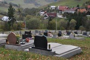 O cintorín sa nemal kto starať.