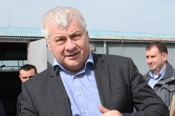 Minister Arpád Érsek (Most-Híd).