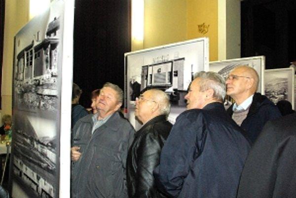 Pre vzácnu príležitosť pripravili aj výstavu.