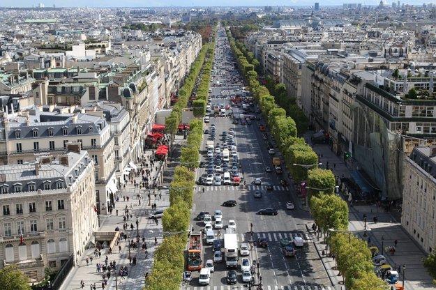 Champs Elyseés
