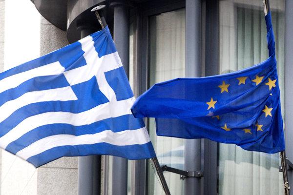 Grécka vlajka