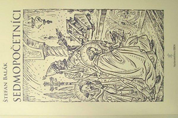 Obálka knihy s ilustráciou Jozefa Cincíka.