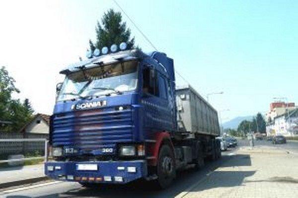 Mýtne platia vozidlá nad 3,5 tony.