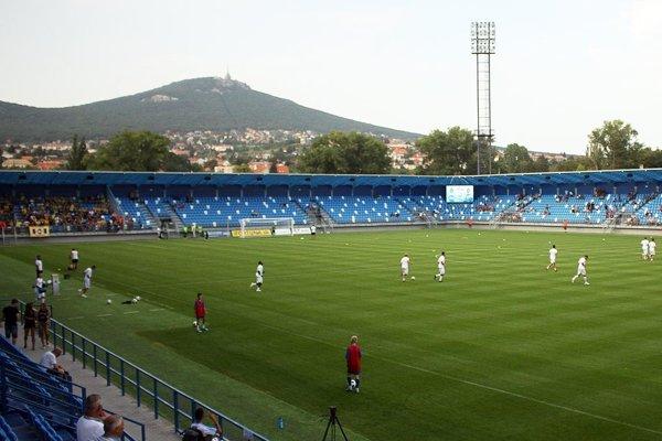 Seredčania budú hrať od konca augusta domáce zápasy na zrekonštruovanom štadióne v Nitre.