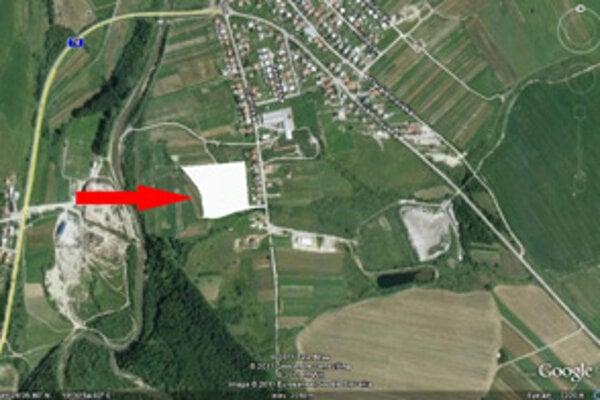 Námestovský pozemok pri Zubrohlave je určený na výstavbu domov.