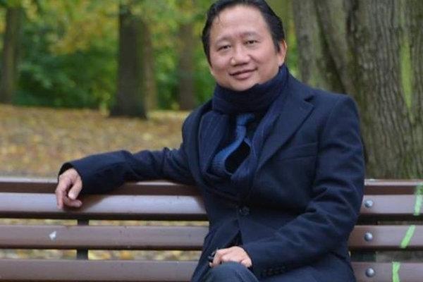 Vietnamský podnikateľ a niekdajší poslanec Trinh Xuan Thanh.