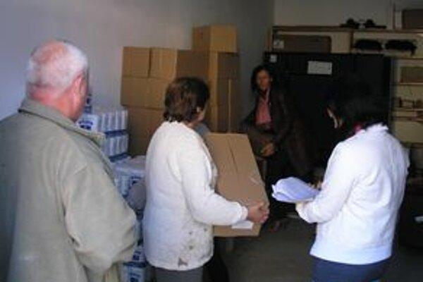Prvé kolo potravinovej pomoci už na hornej Orave prebehlo. Druhé by malo prísť koncom roka.
