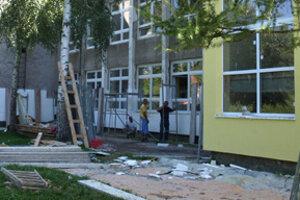 Školy vďaka rekonštrukcii šetria na kúrení.