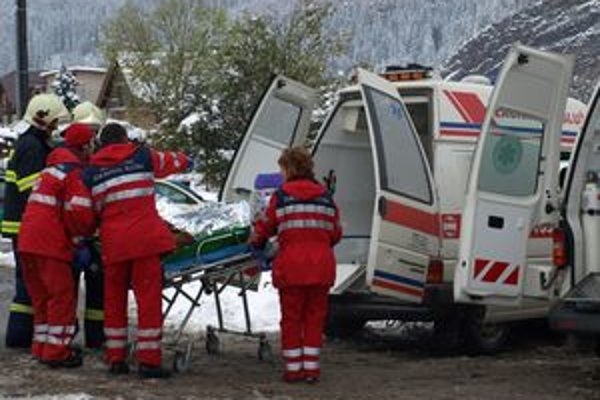 Pri rozsiahlych zásahoch je dôležitá dobrá koordinácia záchranných zložiek.