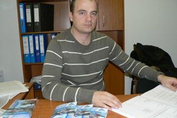 Maroš Badáň, prezident združenia Klaster Orava.