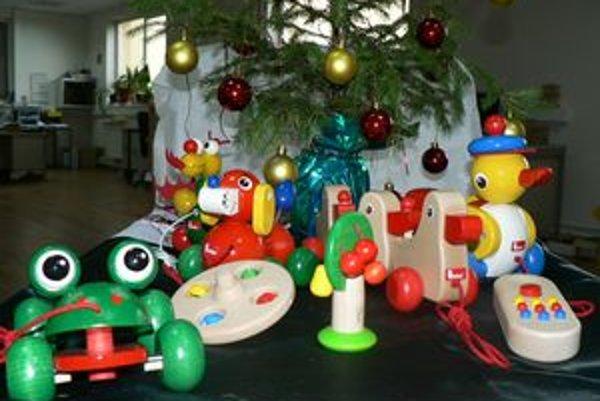 Drevené hračky od výmyslu sveta pre najmenších.