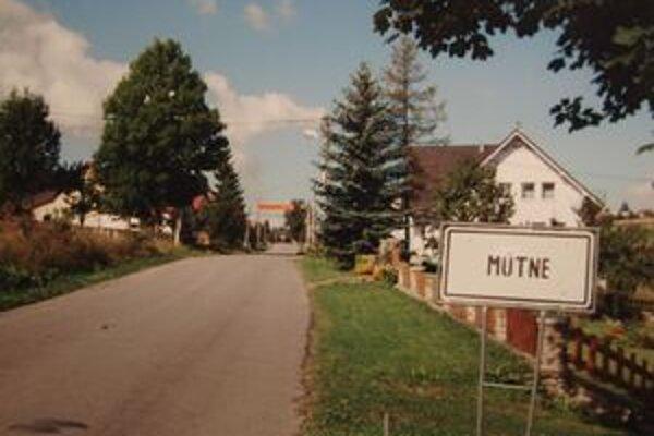 Mútňania sa už tešia na krajšie centrum svojej dediny.