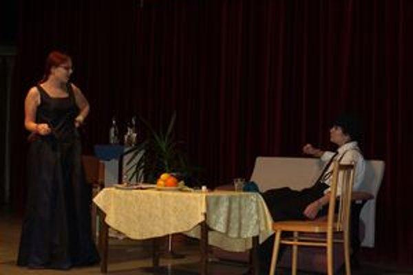 V Trstenej sa uplynulý týždeň predstavili mladí herci zo šiestich španielsko-slovenských bilingválnych gymnázií.