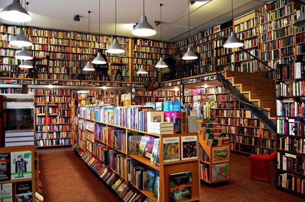 Popradské kníhkupectvo Christiania