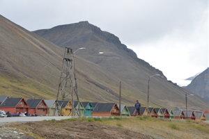Mesto Longyearbyen.