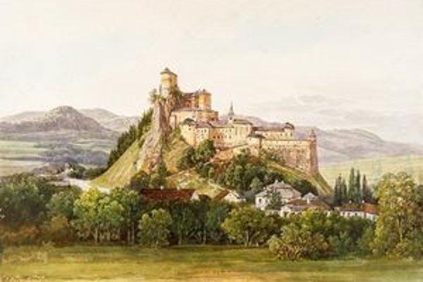 Oravský hrad je najnavštevovanejším na Slovensku.