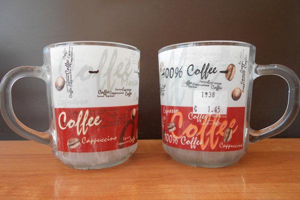 Úrad verejného zdravotníctva SR informuje o nevyhovujúcom výrobku - sklenenom hrnčeku s dekorom kávy, ktorý má objem 200 ml a EAN kód 8581390760702.