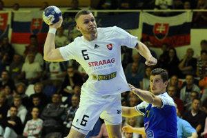 Vladimír Guzy má skúsenosti aj zo slovenskej reprezentácie.