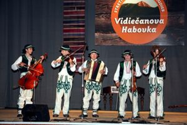 Tento rok vystúpilo na habovskom podujatí opäť viac hudobníkov ako v predošlých rokoch.