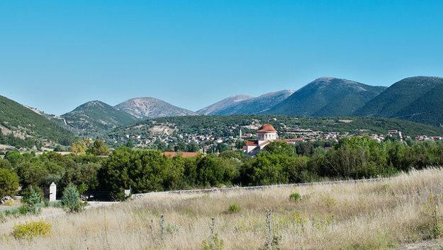 Mount Ainos, Kefalónia.