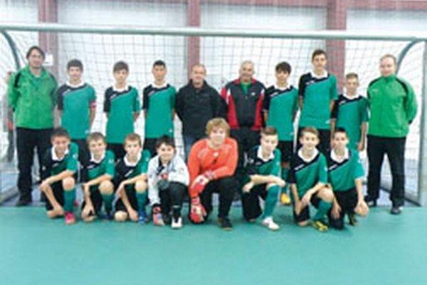 Oblastný futbalový zväz Prievidza obsadil posledné siedme miesto.