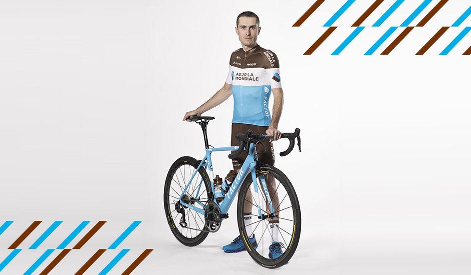 Hubert Dupont, cyklista, tím AG2R La Mondiale