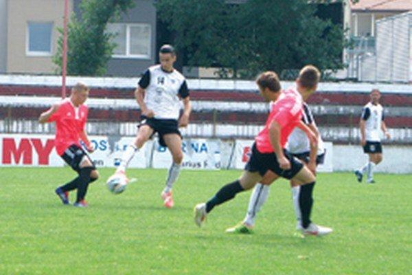 Topoľčany pred prvým kolom remizovali v poslednom prípravnom zápase 1:1.