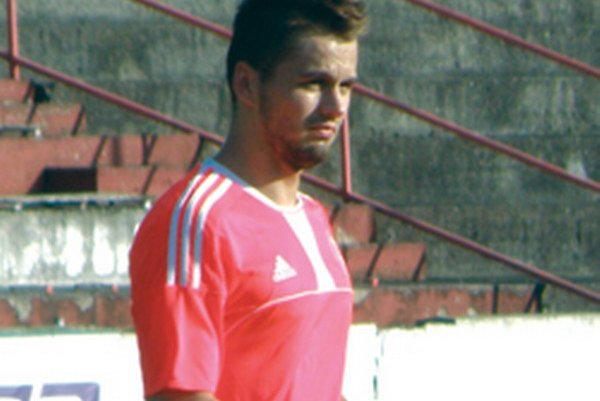 Ivan Kšinant v domácom zápase vyrovnával na 1:1.