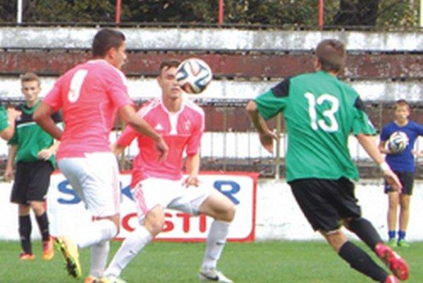 Futbalisti Topoľčian v domácom zápase vyhrali.