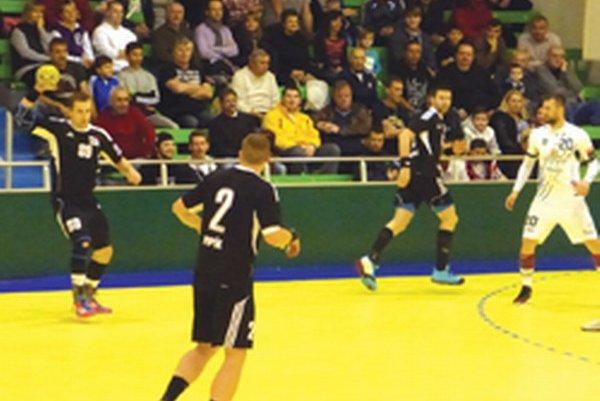 Topoľčany vyhrali o gól.