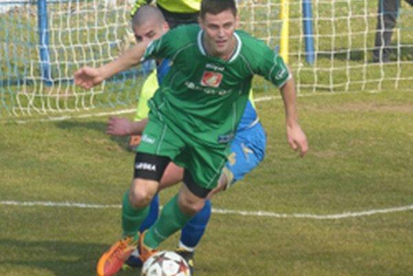 V zápase Hrušovany - Jacovce sa zrodila tesná výhra domáceho celku.
